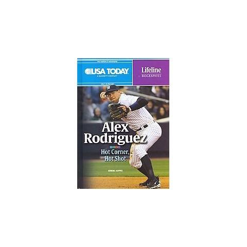 Alex Rodriguez (Hardcover)