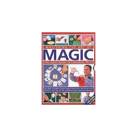 Mastering the Art of Magic (Hardcover)