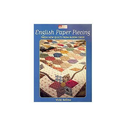 English Paper Piecing (Paperback)