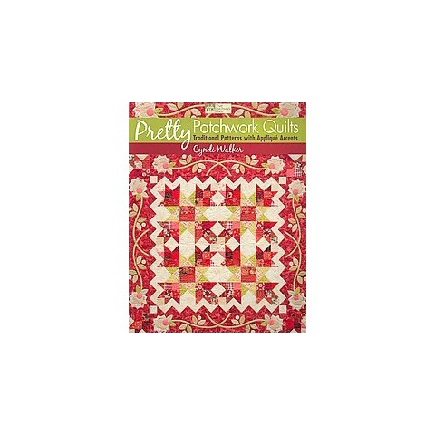 Pretty Patchwork Quilts (Paperback)
