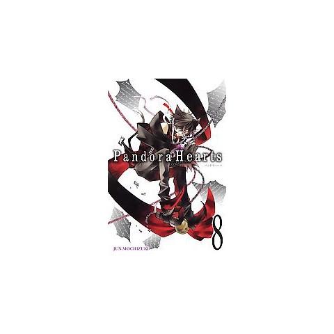 Pandora Hearts 8 (Reprint) (Paperback)