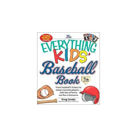 The Everything Kids' Baseball Book (Original) (Paperback)