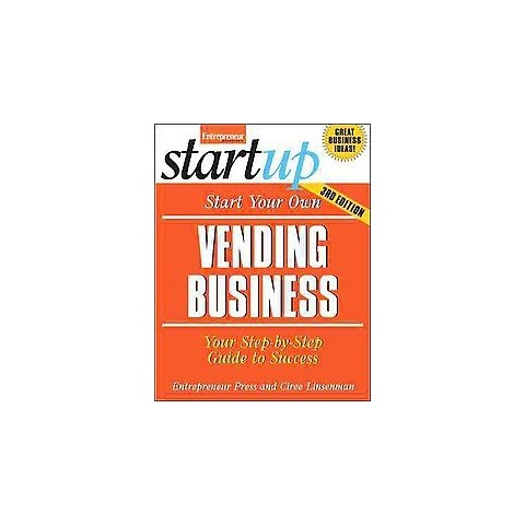 Start Your Own Vending Business (Paperback)