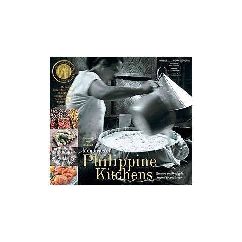 Memories of Philippine Kitchens (Revised / Updated) (Hardcover)