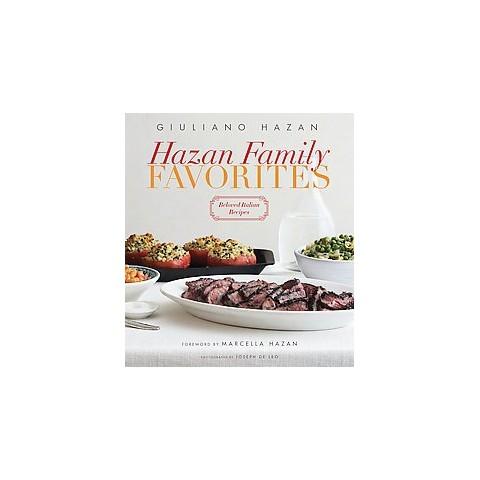 Hazan Family Favorites (Hardcover)