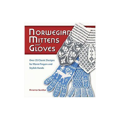 Norwegian Mittens and Gloves (Hardcover)