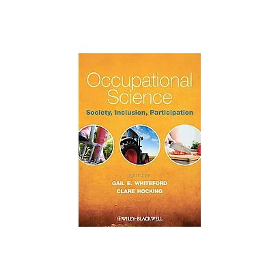 Occupational Science (Paperback)