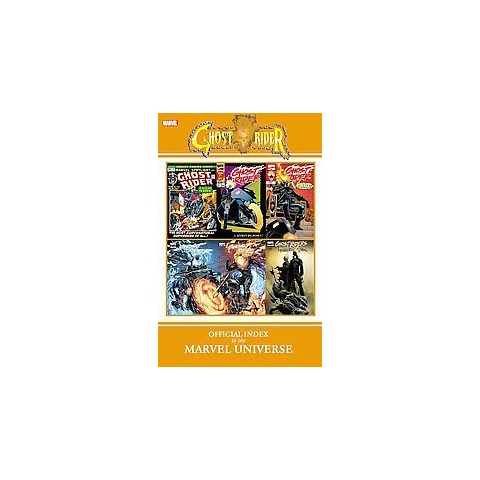 Ghost Rider (Paperback)