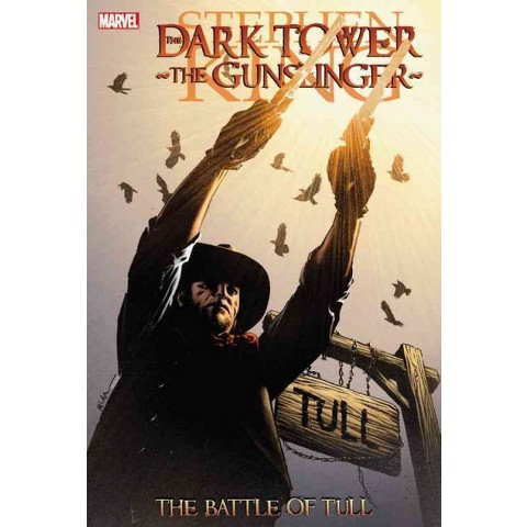 The Dark Tower: The Gunslinger (Hardcover)