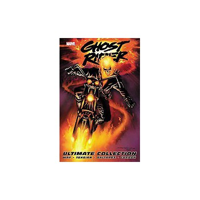 Ghost Rider Ultimate Collection (Paperback)