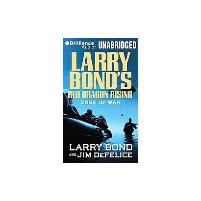 Larry Bond's Red Dragon Rising (Unabridged) (Compact Disc)