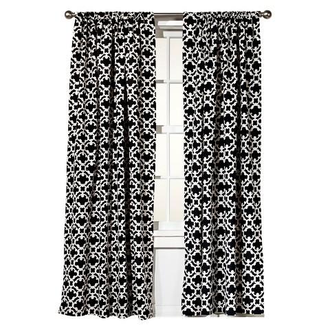 Threshold™ Farrah Fretwork Curtain Panel