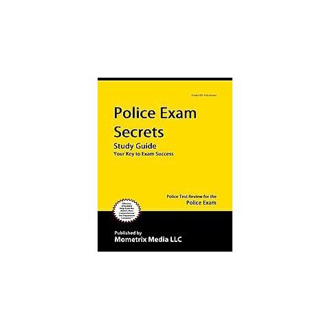 Police Exam Secrets (Study Guide) (Paperback)