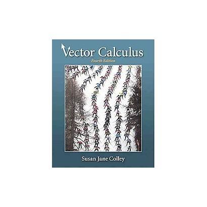 Vector Calculus (Hardcover)