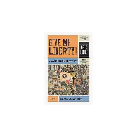 Give Me Liberty! (2) (Paperback)
