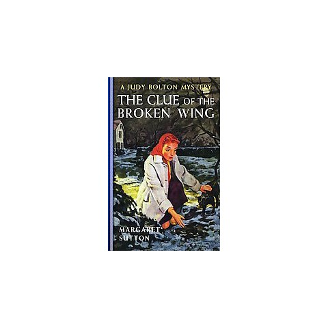 The Clue of the Broken Wing (Reprint) (Paperback)