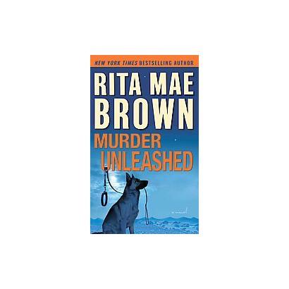 Murder Unleashed (Large Print) (Hardcover)