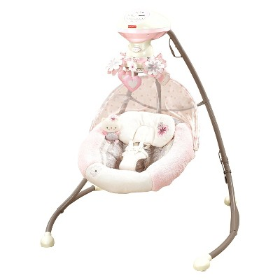 Fisher-Price My Little Sweetie Cradle 'n Swing