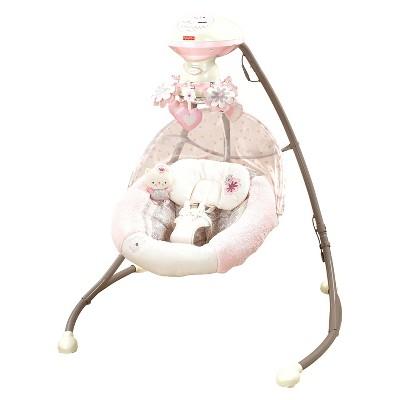 Fisher-Price My Little Sweetie Cradle 'n Swing