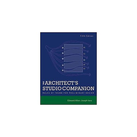 The Architect's Studio Companion (Paperback)