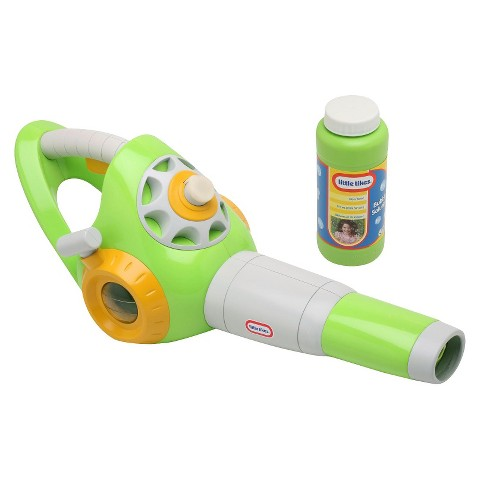 Little Tikes Bubblin' Leaf Blower