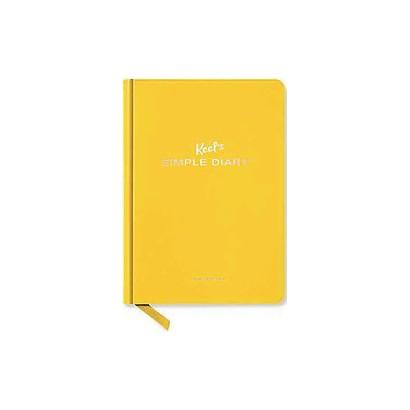 Keel's Simple Diary Vintage Yellow (2) (Paperback)