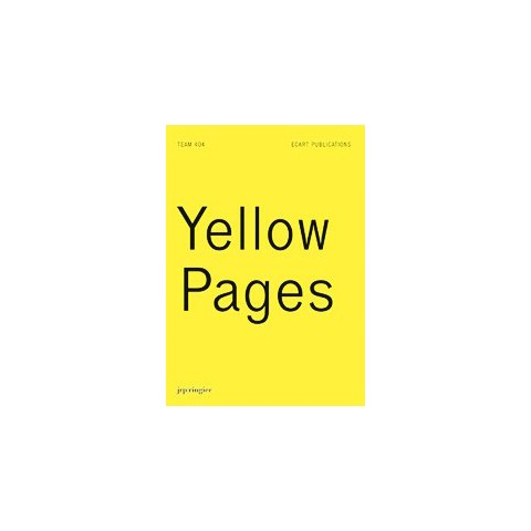 Yellow Pages (Paperback)