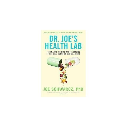 Dr. Joe's Health Lab (Paperback)