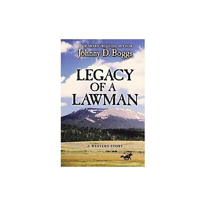Legacy of a Lawman (Hardcover)