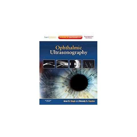 Ophthalmic Ultrasonography (Mixed media product)