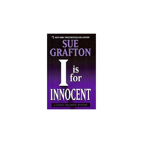 I is for Innocent (Large Print) (Hardcover)