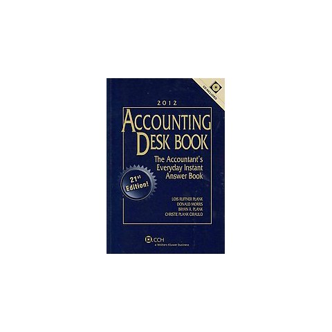 Accounting Desk Book 2012 (Mixed media product)