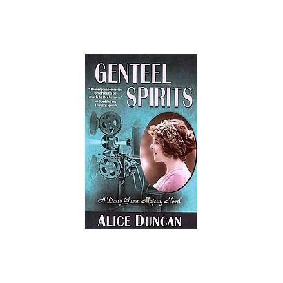 Genteel Spirits (Large Print) (Paperback)