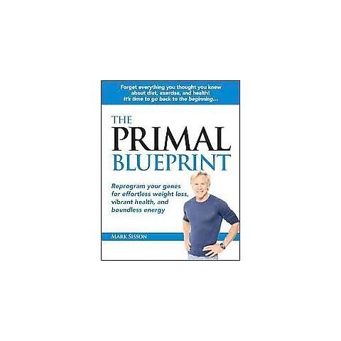 The Primal Blueprint (Paperback)