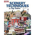 Scenery Techniques for Toy Trains (Paperback)