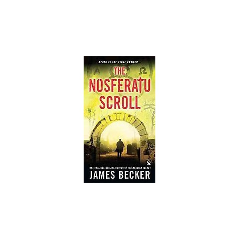The Nosferatu Scroll (Reprint) (Paperback)