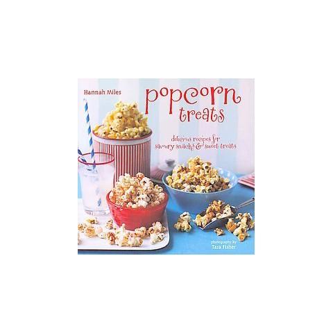 Popcorn Treats (Hardcover)