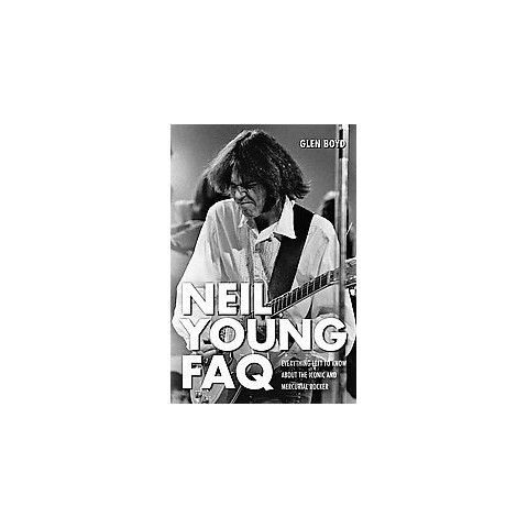 Neil Young FAQ (Paperback)