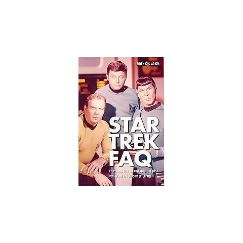 Star Trek Faq (Paperback)