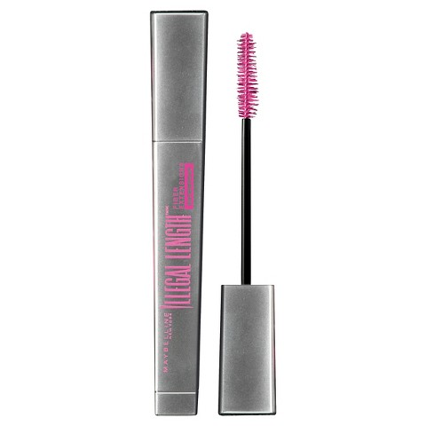 Maybelline® Illegal Length™ Fiber Extensions Mascara