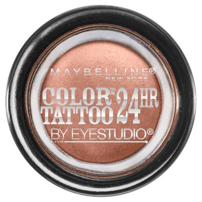 Maybelline® Eye Studio® Color Tattoo® 24HR Cream Gel Eyeshadow