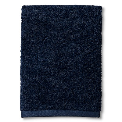 Fast Dry Hand Towel Admiral Blue - Room Essentials™