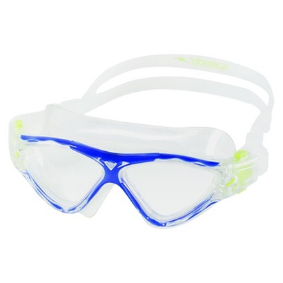 Speedo® Junior Hybrid Swim Mask - Purple/Turquoise