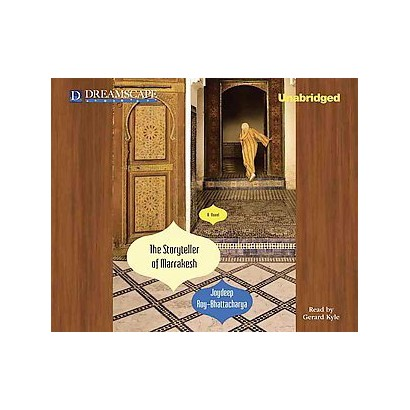 The Storyteller of Marrakesh (Unabridged) (Compact Disc)