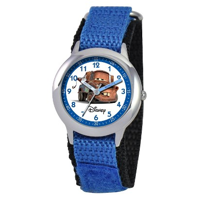Disney Cars Kid's Watch Blue