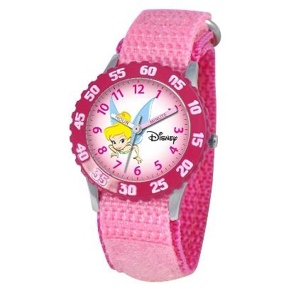Disney Tinker Bell Kid's Watch - Pink