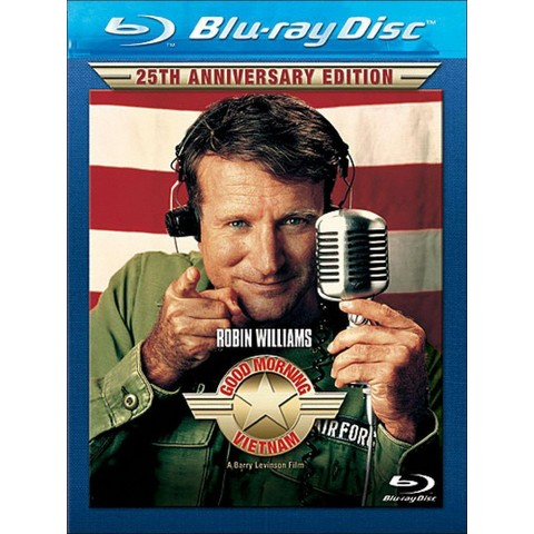 Good Morning, Vietnam (25th Anniversary Edition) (Blu-ray) (Widescreen)