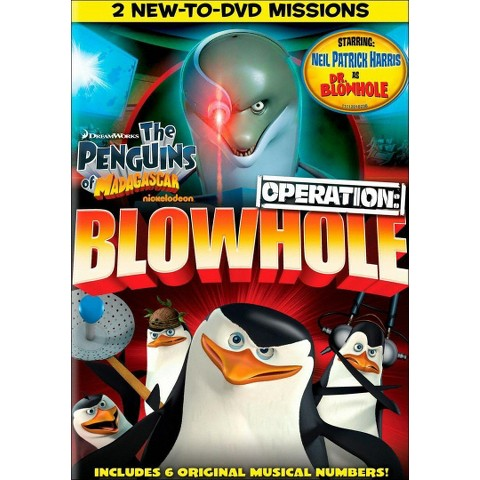 The Penguins of Madagascar: Operation Blowhole (Widescreen)