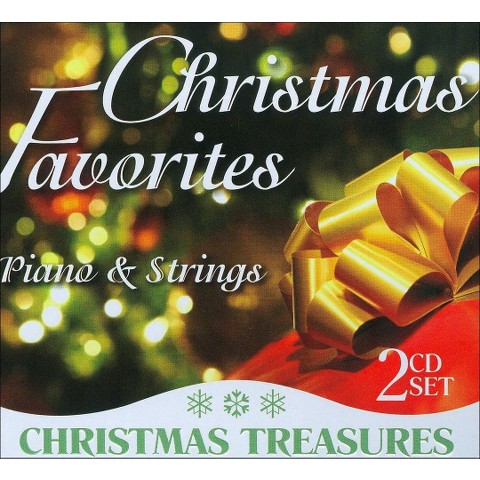 Christmas Favorites: Piano & Strings