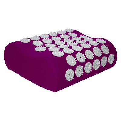 ECOM Halsa Acupressure Pillow - Purple